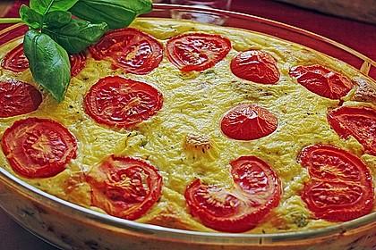 Polenta - Gemüseauflauf 1