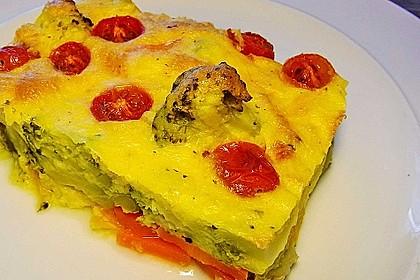 Polenta - Gemüseauflauf 5