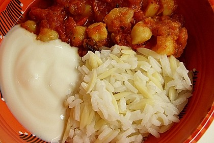 Reis nach  türkischer Art 1