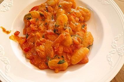 Gnocchisalat 2