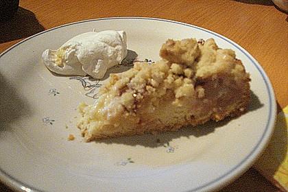 Zwetschgenkuchen mit Streuseln 25