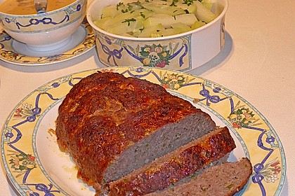 Hackbraten supersaftig