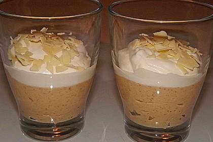 Schnelles Erdnussbutter - Schmand - Dessert 6