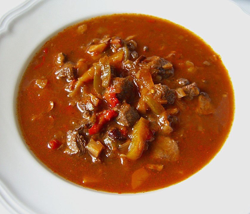 Image result for Gulaschsuppe