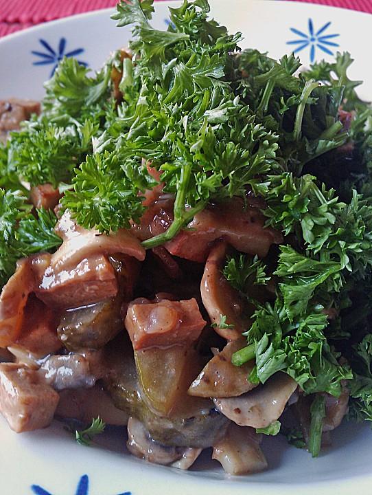 Tofu Stroganoff (Rezept mit Bild) von anniroc | Chefkoch.de