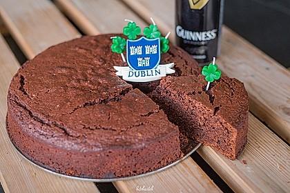 Guinness Schokoladenkuchen 25