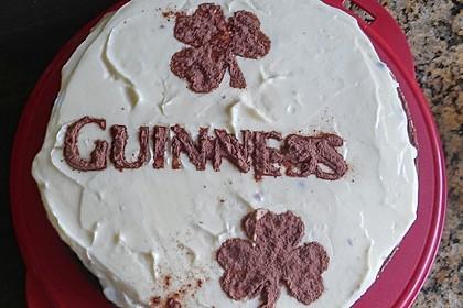 Guinness Schokoladenkuchen 1