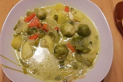 Gemüseeintopf mit Kokosmilch 33