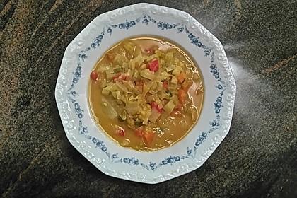 Gemüseeintopf mit Kokosmilch 45