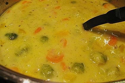 Gemüseeintopf mit Kokosmilch 32