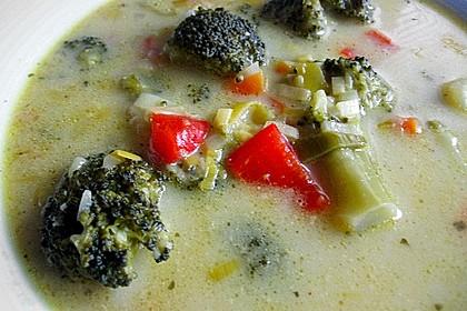Gemüseeintopf mit Kokosmilch 25