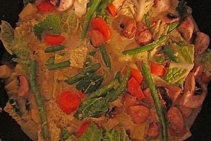 Gemüseeintopf mit Kokosmilch 40
