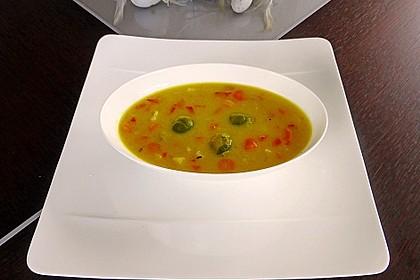 Gemüseeintopf mit Kokosmilch 6