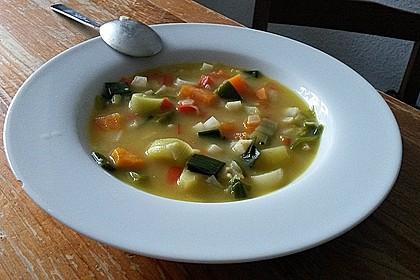 Gemüseeintopf mit Kokosmilch 17
