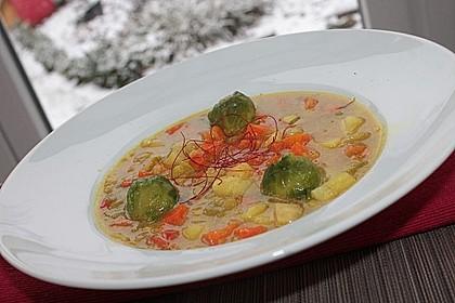 Gemüseeintopf mit Kokosmilch 41
