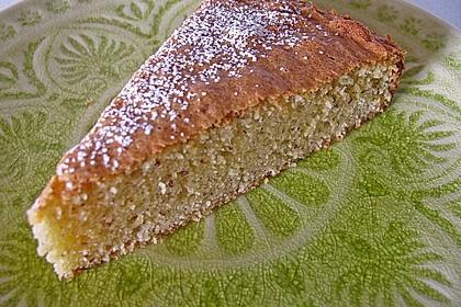 Gertis mallorquinischer Mandelkuchen 10