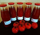 Omas Tomaten - Paprika Soße