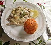 Reis mit Möhren