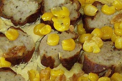 Bratwurstkuchen vom Blech 3