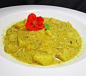 Kartoffel - Kürbis - Curry