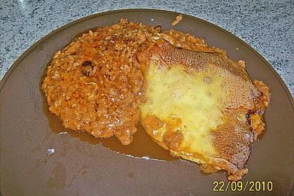 Bolognese - Schnitzel 5