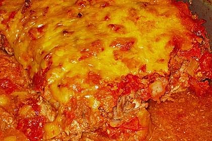 Bolognese - Schnitzel