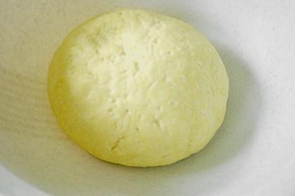 Pizzateig, mit wenig Hefe 47