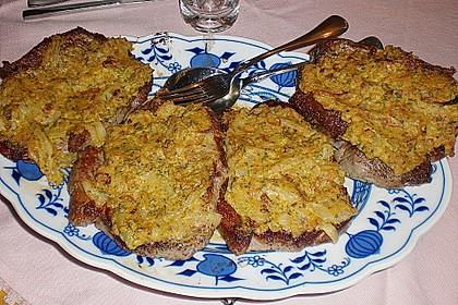 Roastbeef - Steaks mit Kräutersenfkruste 2