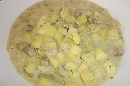 Kartoffel - Pilz - Gulasch 16