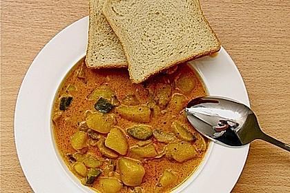 Kartoffel - Pilz - Gulasch 1