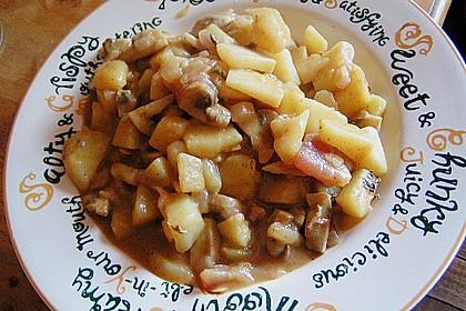 Kartoffel - Pilz - Gulasch 13