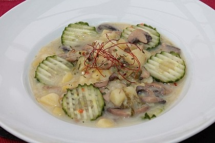 Kartoffel - Pilz - Gulasch 2