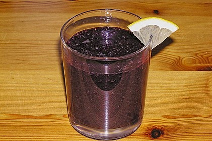 Waldbeeren - Smoothie 6