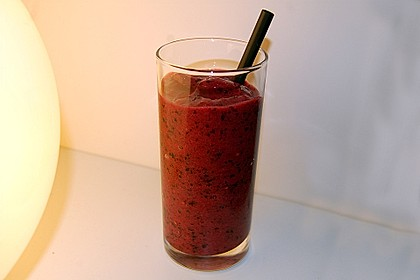 Waldbeeren - Smoothie 4