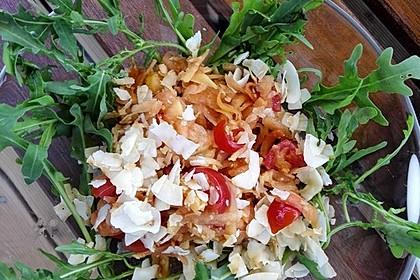 Grüner Papaya Salat 3