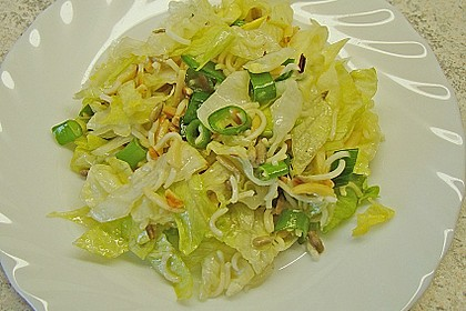 Asia- Nudel- Salat 0
