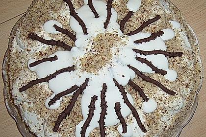 Apfel - Mohn - Marzipan - Torte 16
