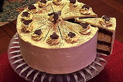 Mokka - Buttercreme - Torte 5