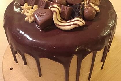 Mokka - Buttercreme - Torte 2