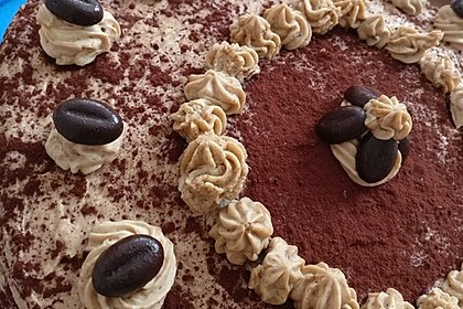 Mokka - Buttercreme - Torte 34