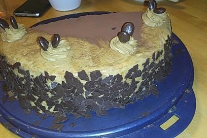 Mokka - Buttercreme - Torte 14