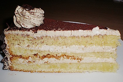 Mokka - Buttercreme - Torte 8