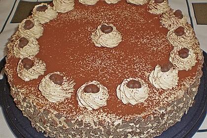 Mokka - Buttercreme - Torte 13