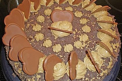 Mokka - Buttercreme - Torte 29