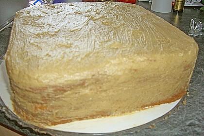 Mokka - Buttercreme - Torte 56