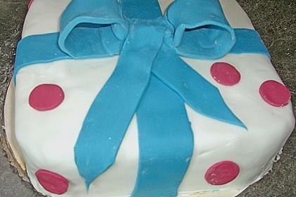 Mokka - Buttercreme - Torte 54