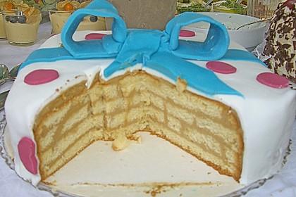 Mokka - Buttercreme - Torte 46