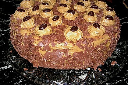 Mokka - Buttercreme - Torte 26