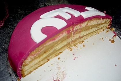 Mokka - Buttercreme - Torte 49