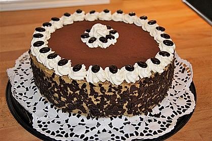 Mokka - Buttercreme - Torte 3